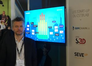 stand bimchain au BIM World